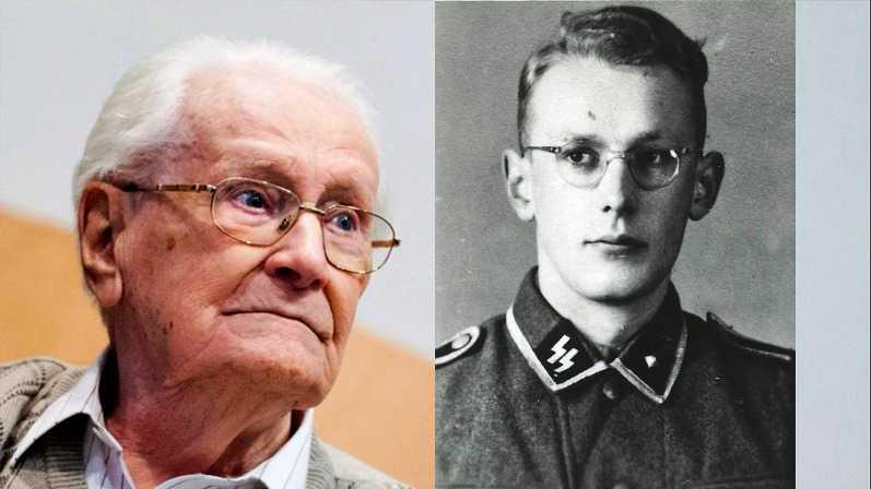 Oskar Groning, antiguo contable de Auschwitz pide perdón a victimas
