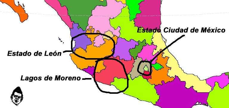 Error de Peña Nieto y Ciudad de México, tendencia en redes