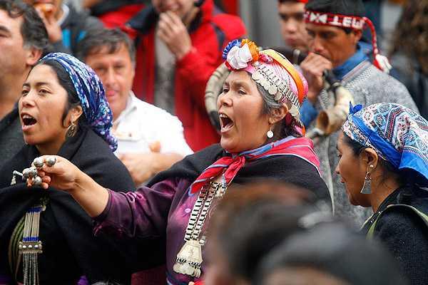 Victoria legal mapuche contra el fracking