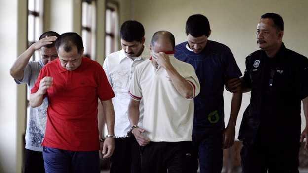 México pide clemencia por sentenciados en Malasia