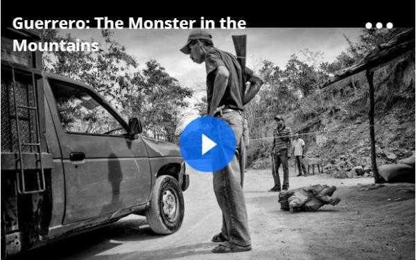 The New Yorker produce video sobre Ayotzinapa