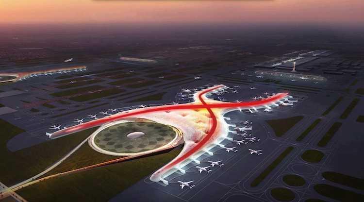 Slim e ICA construirán el Nuevo Aeropuerto en terrenos despojados