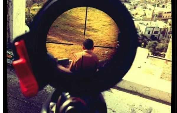 Foto de soldado israelí indigna redes sociales