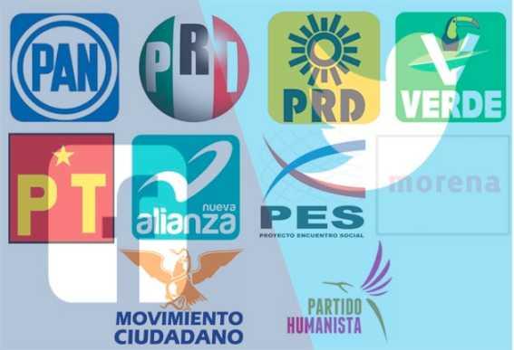 INE depura 5.1 millones de afiliados partidistas; PAN y PRI los más 'inflados'