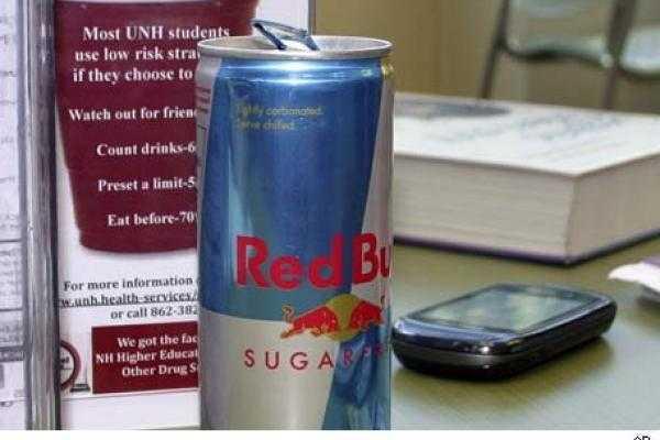 Red Bull contiene droga creada en la Guerra de Vietnam por EU