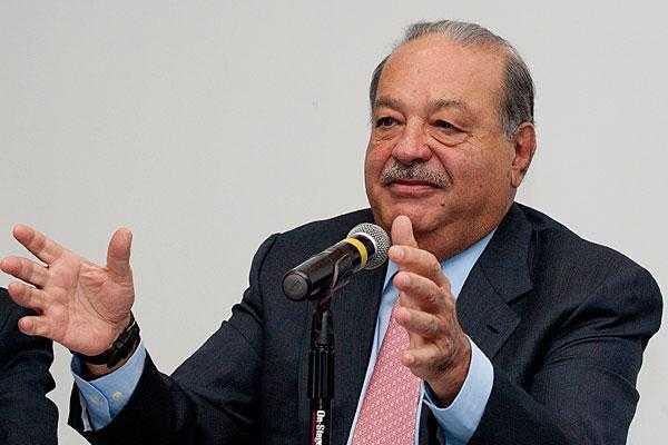 Carlos Slim en los 'Paradise Papers'