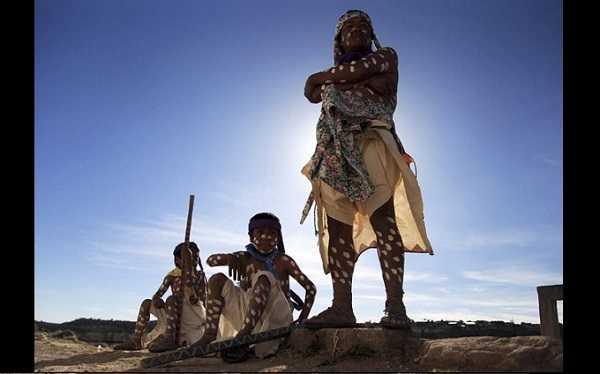 Gobernadores Tarahumaras denuncian atropellos por gasoducto