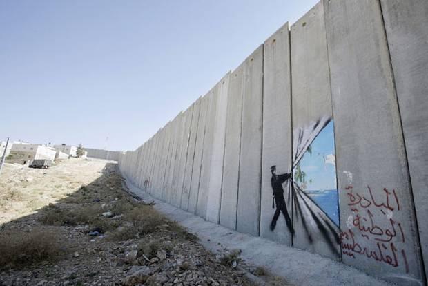 Banksy aug 05