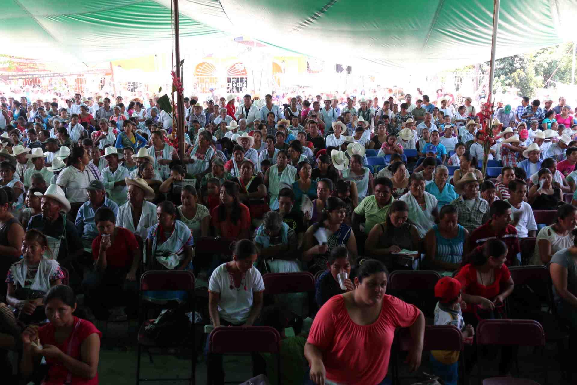 Defensores de río Ajajalpan en la Sierra de Puebla son perseguidos y amenazados