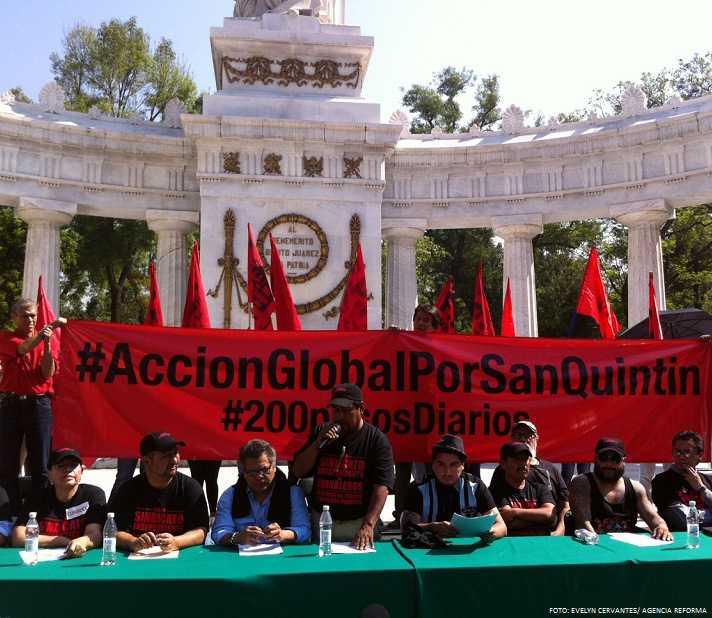 Acción Global por San Quintín y los derechos de jornaleros