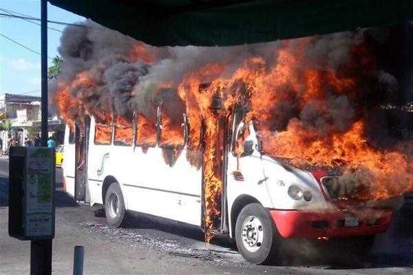 bloqueos, muertos y heridos en Guadalajara