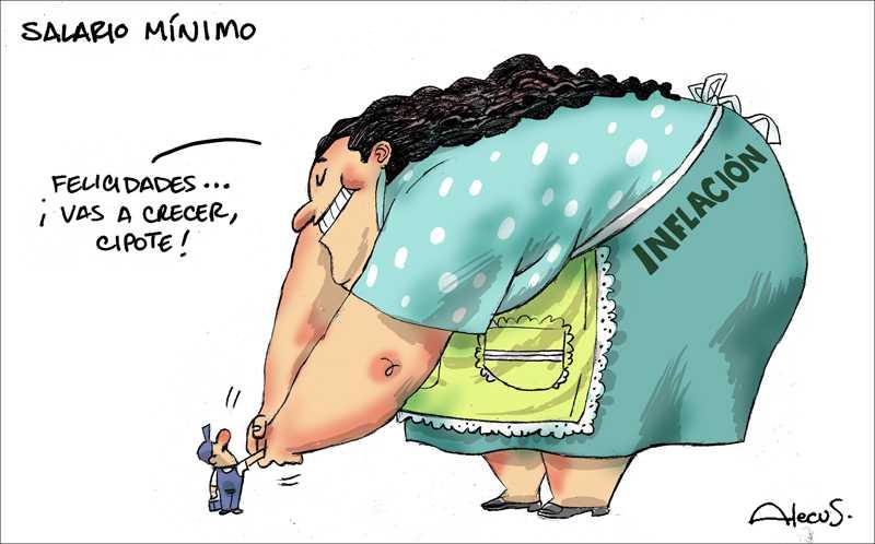 Salario mínimo en México igual que en Haití, podría generar crisis social, alertan expertos