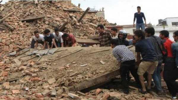 Catástrofe en Nepal, lo que mata es la pobreza