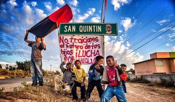 San Quintín: La disputa por un mejor futuro (video)