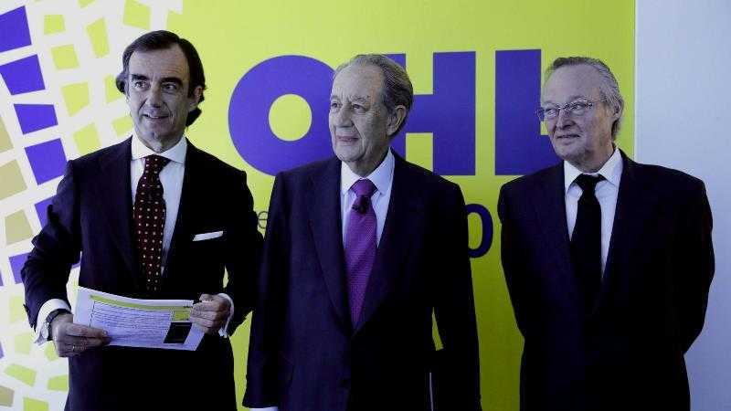 Investigan a dueño y ex ministro de OHL por corrupción en España