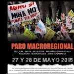 Perú, se extienden protestas contra Minera de Grupo México