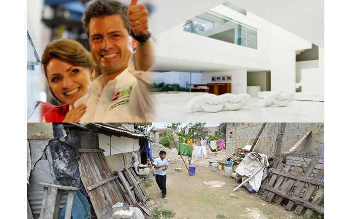 México: capitalismo del desastre