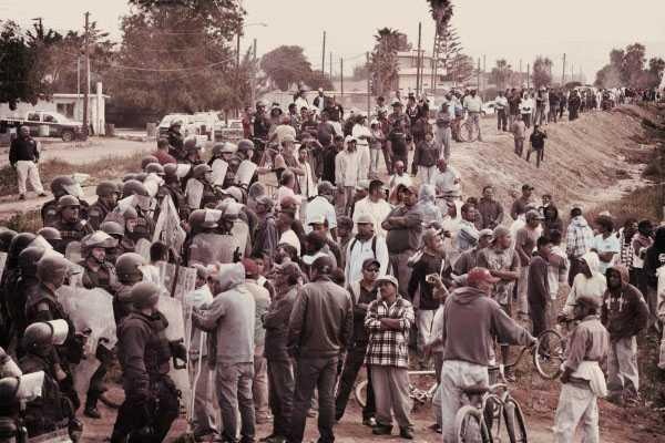 Fijan fianza por 21millones a tres jornaleros de San Quintín