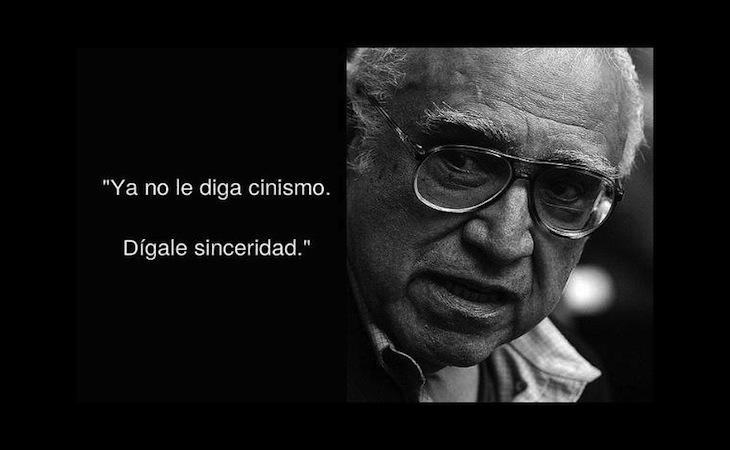 Un día como hoy falleció Carlos Monsiváis