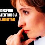 Un empresario no puede censurar a periodistas: Carmen Aristegui