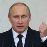 OTAN prepara la guerra, Putin asegura que Rusia 'no podría atacar a alguien'