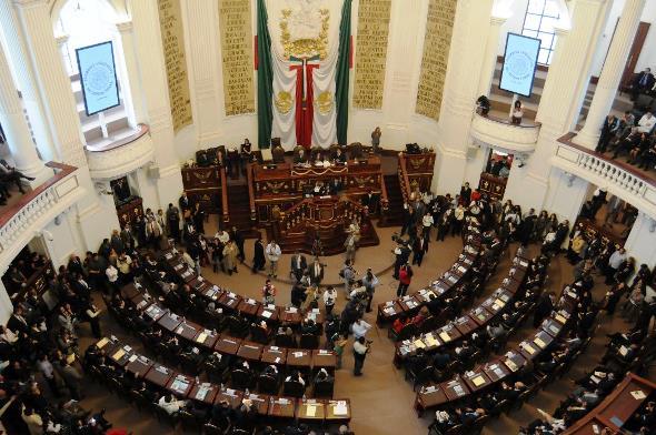 Asamblea del DF se otorga bono de 9 millones de pesos por fin de gestión