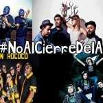 Músicos se suman a la defensa del Alicia #NoAlCierreDelAlicia