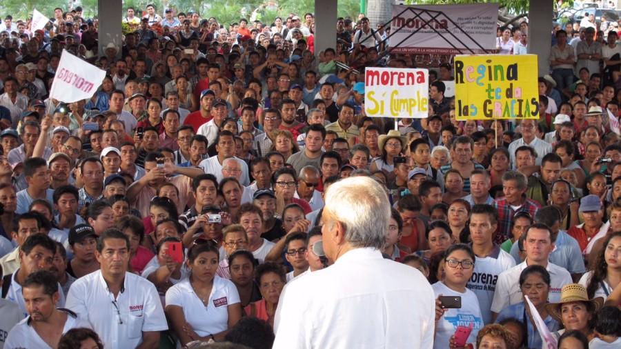 amlo-Tapachula. Chiapas