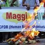 India prohíbe producción y venta de fideos Maggi de Nestlé