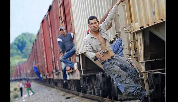 México arresta más migrantes de centroamérica que EU