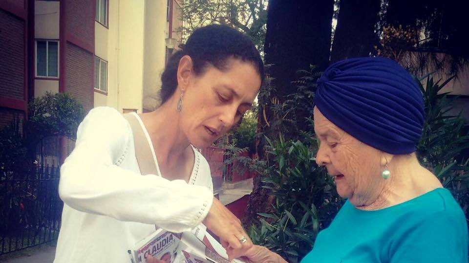 'Por responsabilidad política me gustaría ser jefa de Gobierno': Claudia Sheinbaum