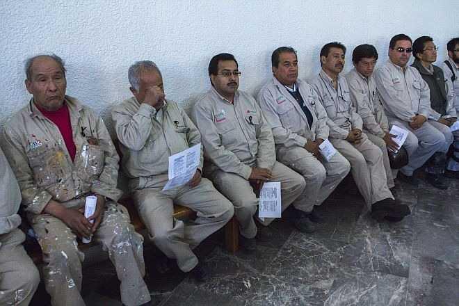 Ronda Cero de la reforma energética despide 172 trabajadores de Pemex
