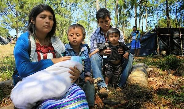 120 días de desplazamiento forzado de 17 familias tojolabales