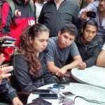 Liberan a estudiantes de la BUAP detenidos, tras protestas