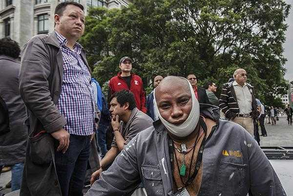 INBA presenta denuncia contra policía de Mancera por agresión a trabajadores