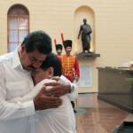 'Cuando Maduro ordene, estoy vestido de soldado', asegura Maradona