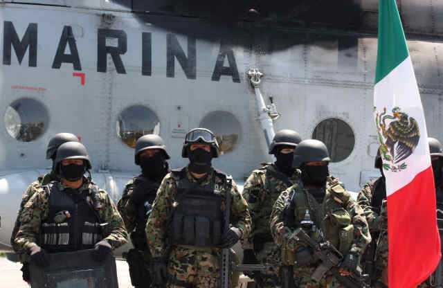 Gobierno envía Ejército, Marina y Policía Federal para vigilar elecciones