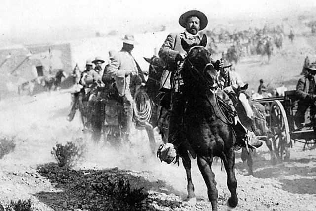 """El 5 de junio nació Francisco Villa o """"El centauro del norte"""""""