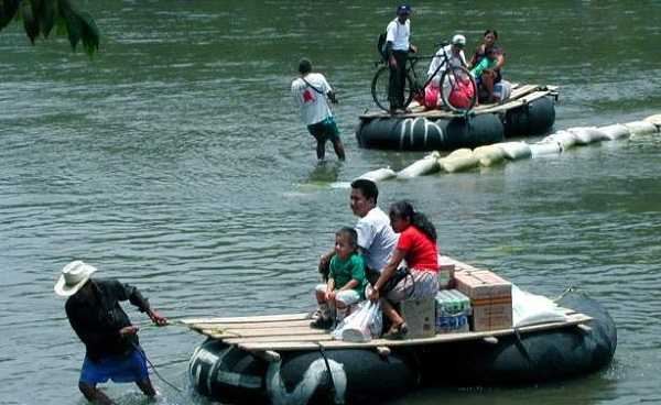 Recrimina Comisión Interamericana trato a migrantes en frontera sur