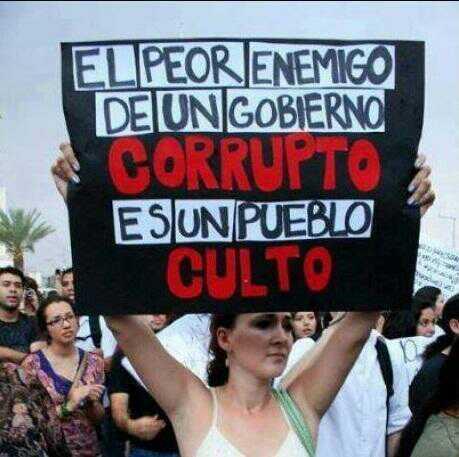 vscorrupción