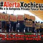 Indígenas rechazan autopista Toluca-Naucalpan construida por Higa