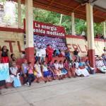 Totonakus rechazan consulta sobre hidroeléctrica en Tepatlán, Puebla