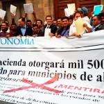 Gobierno de Peña Nieto desvió recursos que correspondían a comunidades indígenas