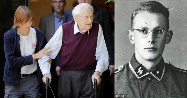"""Condenan a 4 años de cárcel a """"contable de Auschwitz"""""""