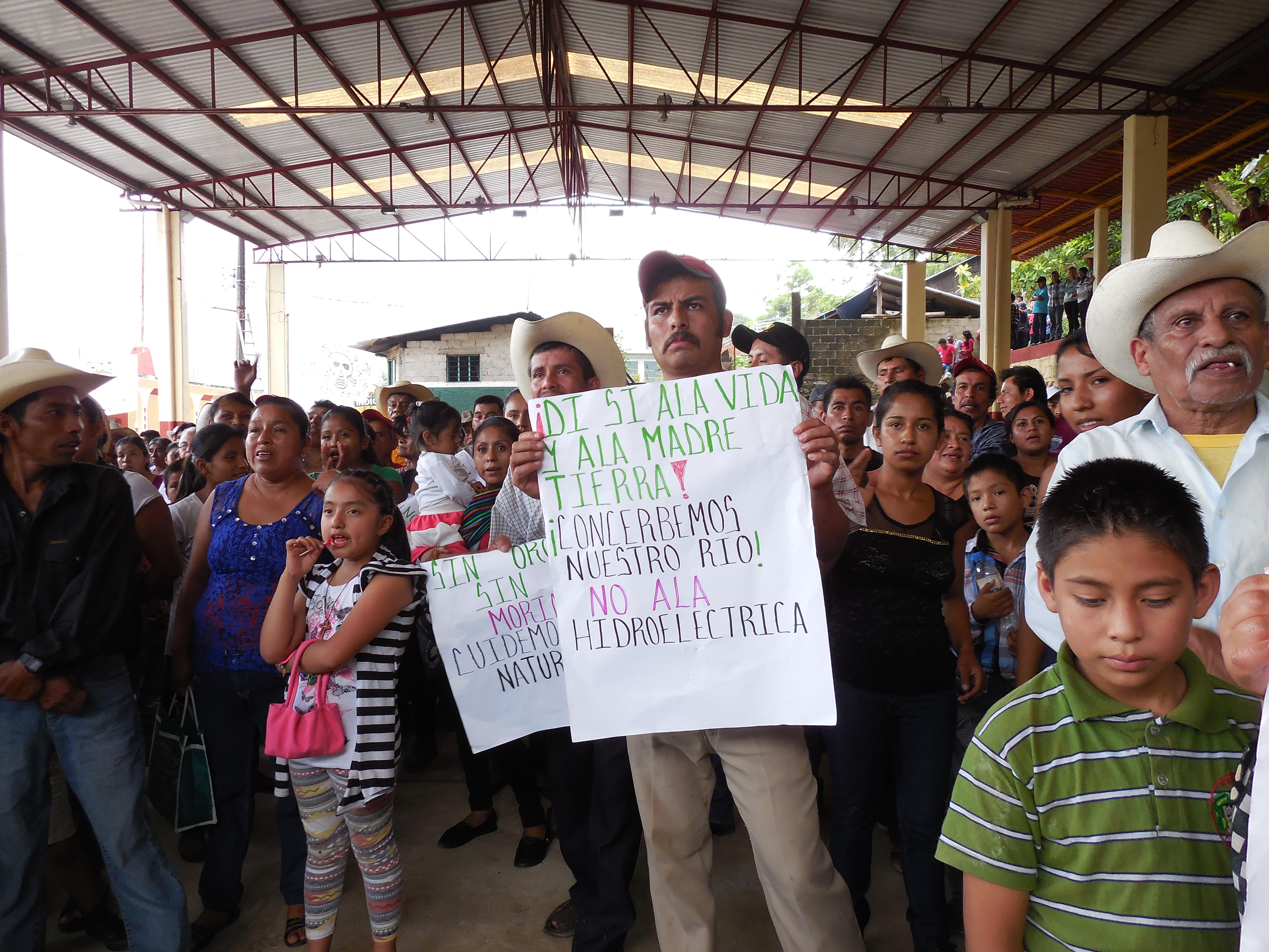 Tepatlán, Puebla: Cuando el pueblo dice no por Leticia Ánimas