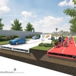 Carreteras de Holanda serán de plástico reciclado como lego