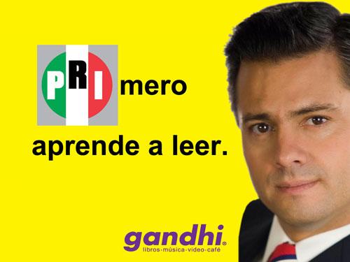 Peña Nieto aplaude el golpe de Gabino Cué contra maestros