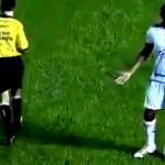 Tarjeta roja más insólita del futbol (video)