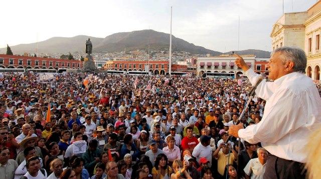 Morena posiciona a la izquierda en el país, mientras el PRD y PT caen