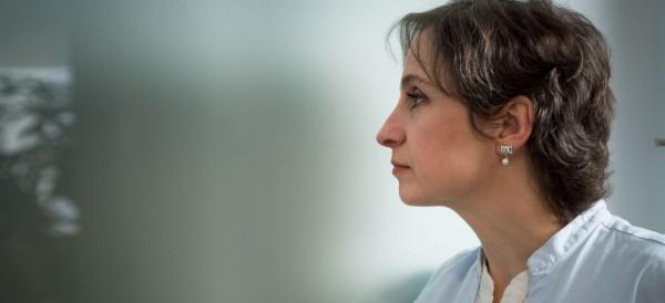 Se niega acceso a la justicia a Carmen Aristegui (comunicado)